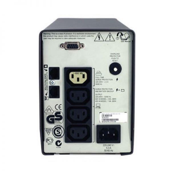 APC Smart-UPS SC 620VA /390 Watt 230V-1224