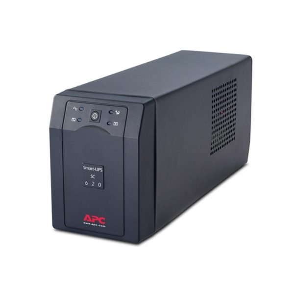 APC Smart-UPS SC 620VA /390 Watt 230V-1223
