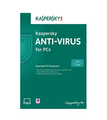 KasperskyAnti Virus(PCs)