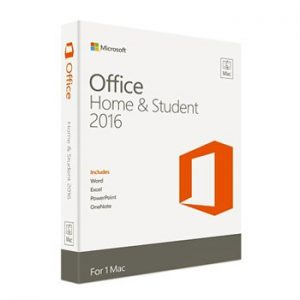 OfficeMacHomeStudent