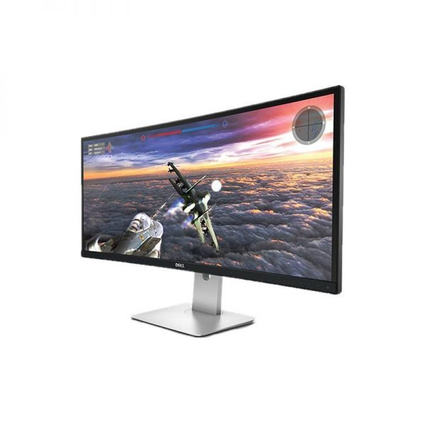 "DellUW""UltraSharpLED BacklitCurvedMonitor"