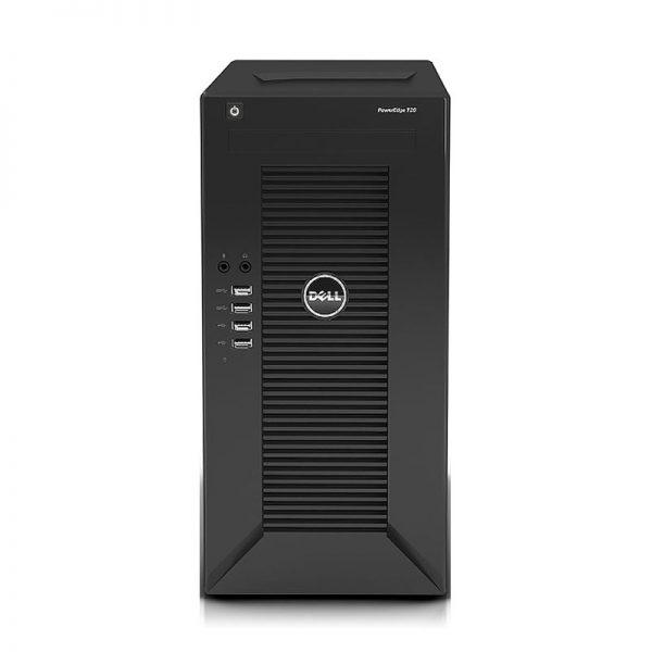 DellEMC PowerEdge T30 E3-1225 v5 8GB 2x1TB W12Found