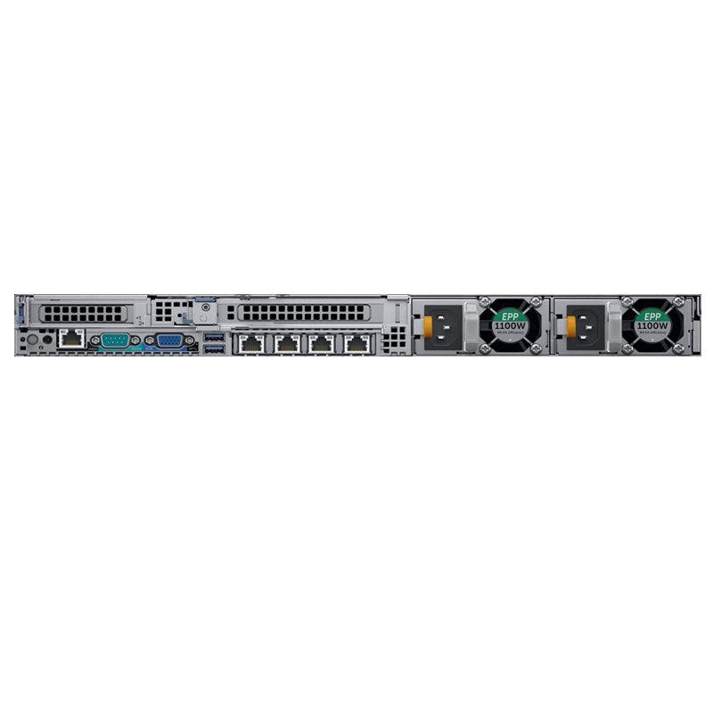 Dell EMC PowerEdge R640 Xeon Silver 4110 16GB 2x1 2TB RPS