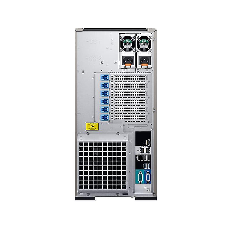 Dell EMC PowerEdge T440 Silver 4110 16GB 2x2TB SAS RPS
