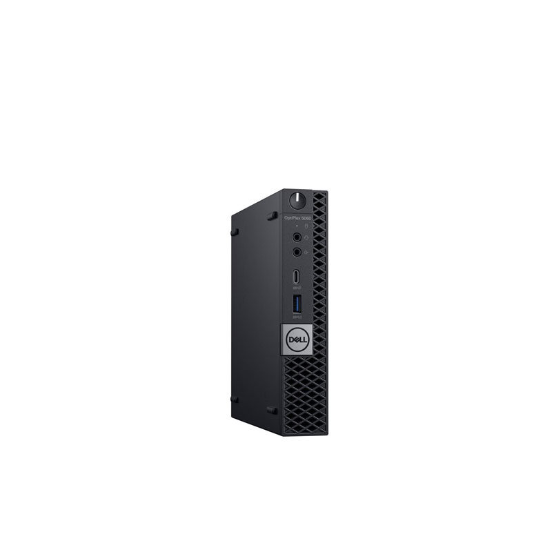 Dell OptiPlex 5060 Micro i5-8500T 2 1G 9M 6C UMA 8G 1TG W10P Wireless