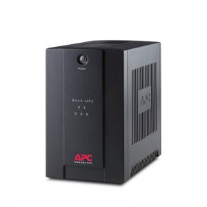 APC Back-UPS RS 500VA/300W BR500CI-AS
