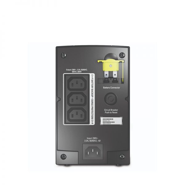 APC Back-UPS RS 500VA/300W BR500CI-AS Back