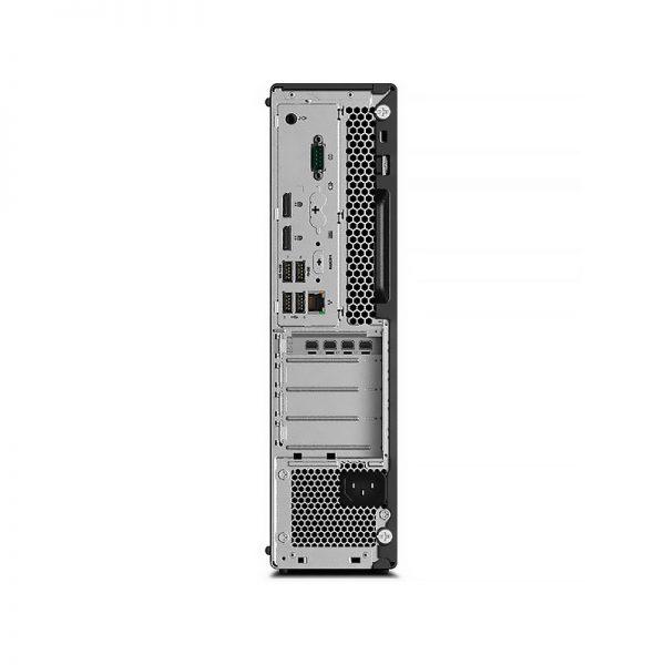 Lenono-ThinkStation-P330-SFF-Back
