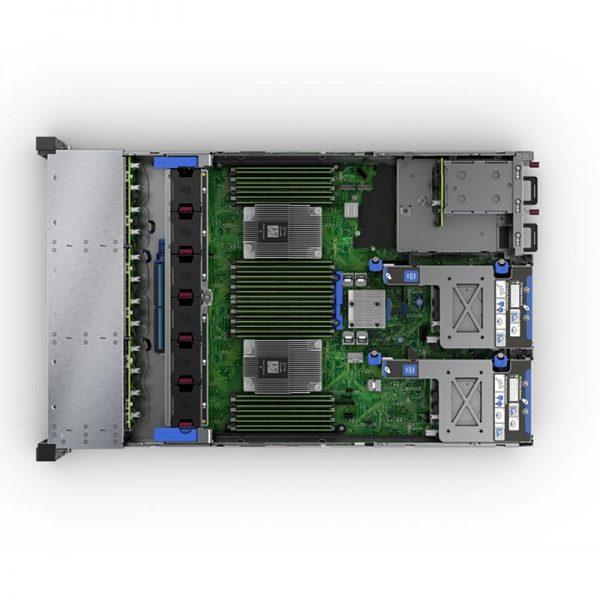 HPE-Proliant-DL385-Gen10-Inside