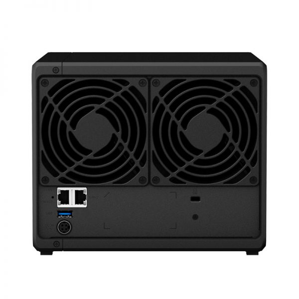 Synology-DS418-Rear