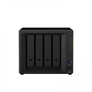 Synology-DS918Plus-Front-1