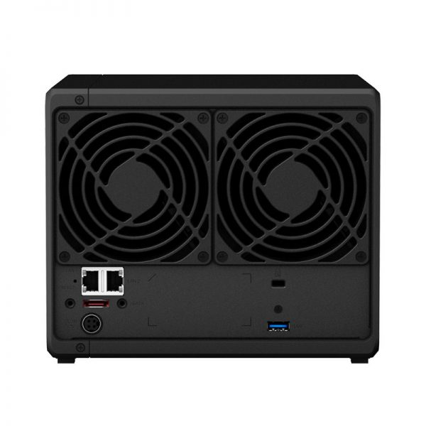 Synology-DS918Plus-Rear