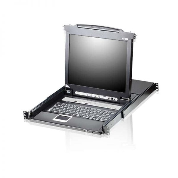 8-Port-17in-Slideaway-LCD-KVM-Switch