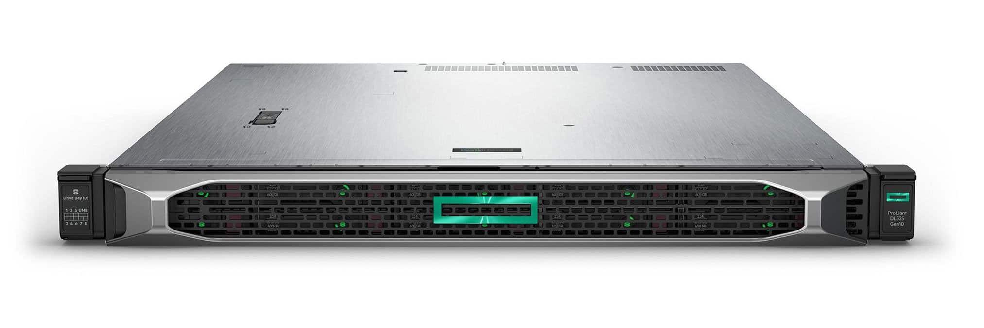 HPE-Proliant-DL325-Gen10-Front