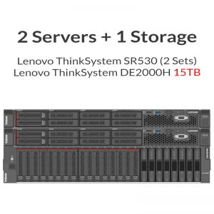 Lenovo-Server+Storage-Bundle-15TB