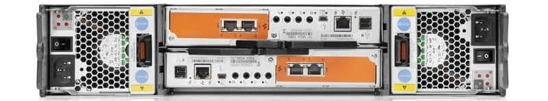 HPE MSA1060 Back