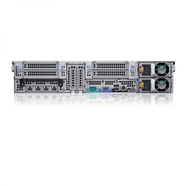 Dell-EMC-PowerEdge-R840-24SFF-Rear