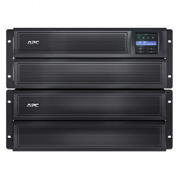 APC-SMX3000HV-Front-Rack-with-Battery