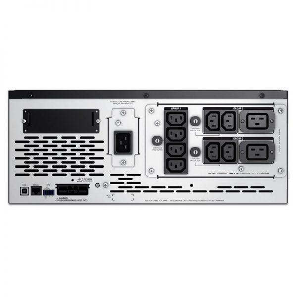 APC-SMX3000HV-Rear
