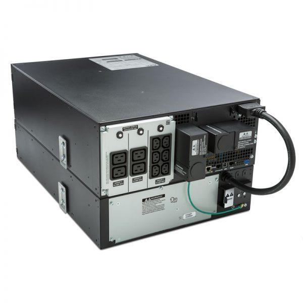 APC-SRT6KRMXLI-Rear-with-Battery