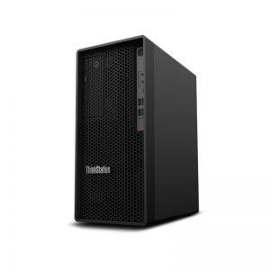 Lenovo-ThinkStation-P340-Tower-Front-Left