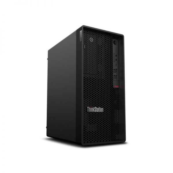 Lenovo-ThinkStation-P340-Tower-Front-Right